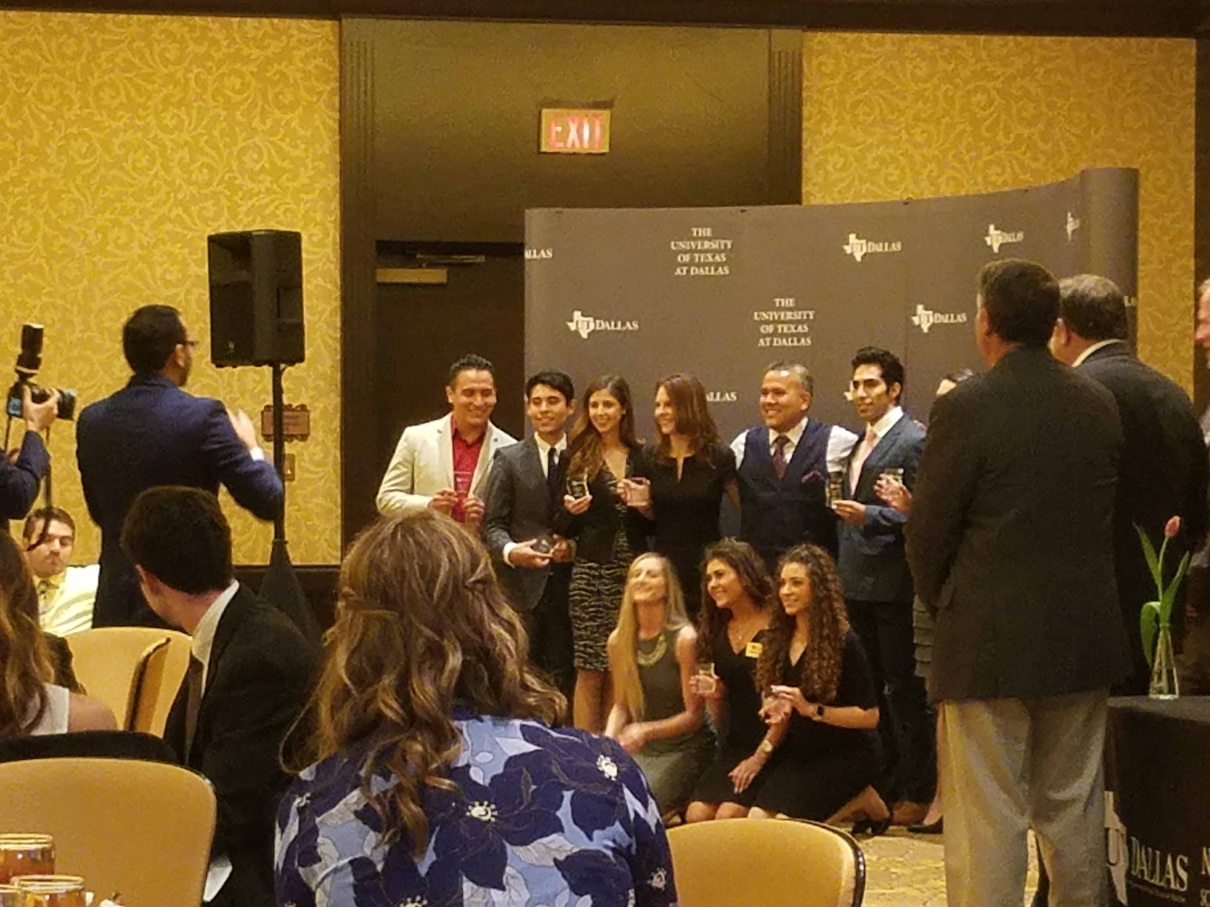 Congrats To All The Students Who Participated And Won What An Amazing Sales Program They Have At UT Dallas